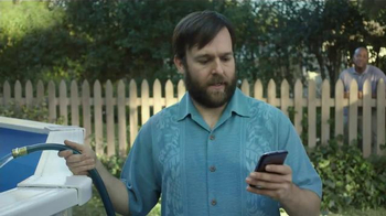 Esurance TV Spot, \'Hank: Out-of-Touch Dad\'