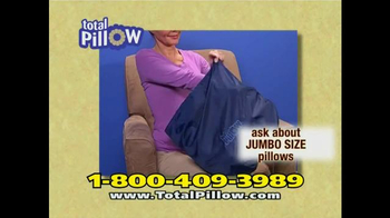 Total Pillow TV Spot - Thumbnail 9