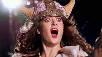 Dairy Queen Confetti Cake Waffle Cone Blizzard TV Spot, 'Opera'