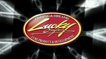 Lucky Craft Fishing Lures TV Spot