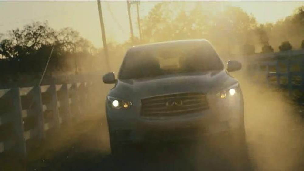 Infiniti limited engagement spring event tv commercial for Mercedes benz winter event commercial