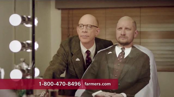 Farmers Insurance TV Spot, 'Cut, Lower, Shave' - 2736 commercial airings