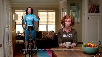 FingerHut.com Nancy and Nancy's Budget TV Spot, 'Workout'