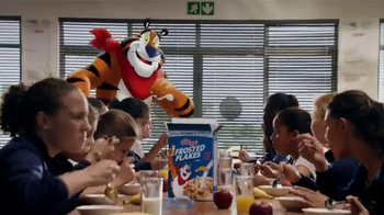 Frosted Flakes TV Commercial for Fuel and Fun - iSpot.tv