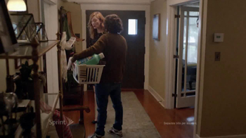 Sprint Framily Plan TV Spot, 'Gordon' Ft. Judy Greer - Thumbnail 3