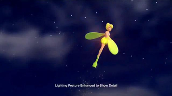 Disney Fairies Light Up Sky High Tink TV Spot - 39 commercial airings