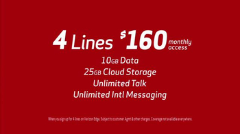 Verizon More Everything Plan TV Spot, 'Families' - Thumbnail 7