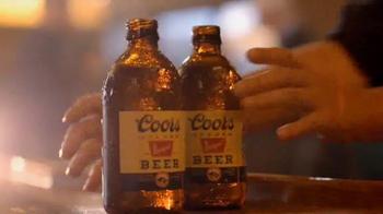Coors Banquet TV Spot, 'The Banquet Beer'