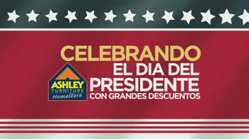 Ashley Furniture Homestore TV Spot [Spanish]