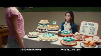 Progressive TV Spot, 'Bake Sale'