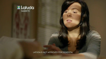 Latuda TV Spot