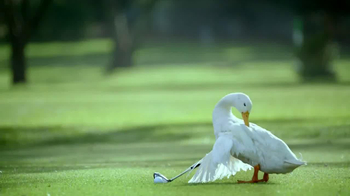 Aflac TV Spot, 'Bad Golfer' - Thumbnail 4
