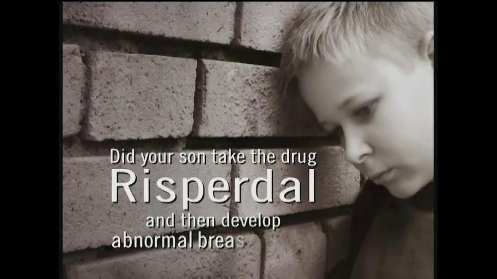 Pulaski Law Firm >> Meyer Blair TV Commercial, 'Negative Effects of Risperdal' - iSpot.tv