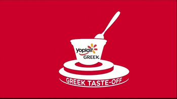 Yoplait Blueberry Greek Yogurt TV Spot, 'Taste-Off' - Thumbnail 2