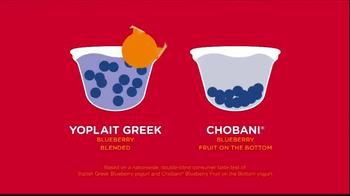 Yoplait Blueberry Greek Yogurt TV Spot, 'Taste-Off' - Thumbnail 4