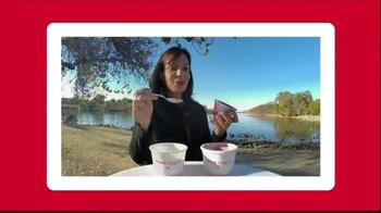Yoplait Blueberry Greek Yogurt TV Spot, 'Taste-Off' - Thumbnail 8