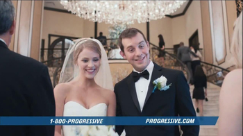 Progressive TV Spot, 'Wedding' - 13249 commercial airings