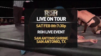 ROH Wrestling Supercard of Honor VIII TV Spot - Thumbnail 1
