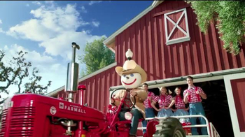 Jack in the Box Bacon Insider Super Bowl 2014 TV Spot, 'Moink' - Thumbnail 1