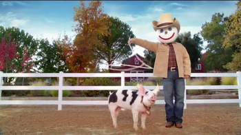 Jack in the Box Bacon Insider Super Bowl 2014 TV Spot, 'Moink' - Thumbnail 4