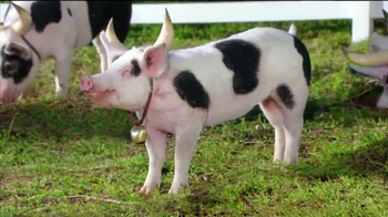 Jack in the Box Bacon Insider Super Bowl 2014 TV Spot, 'Moink' - Thumbnail 5