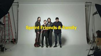 Sprint Framily Plan Super Bowl 2014 TV Spot, 'Band' - Thumbnail 1