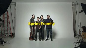 Sprint Framily Plan Super Bowl 2014 TV Spot, 'Band' - Thumbnail 2