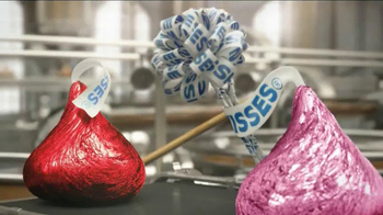 Hershey's Kisses TV Spot, 'Valentines' - Thumbnail 5