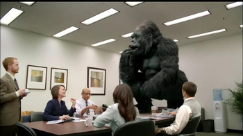 LaQuinta Inns and Suites TV Spot, 'Gorilla in the Room' - 883 commercial airings