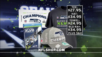 NFL Shop TV Spot, 'Seahawks Super Bowl XLVIII Champions'