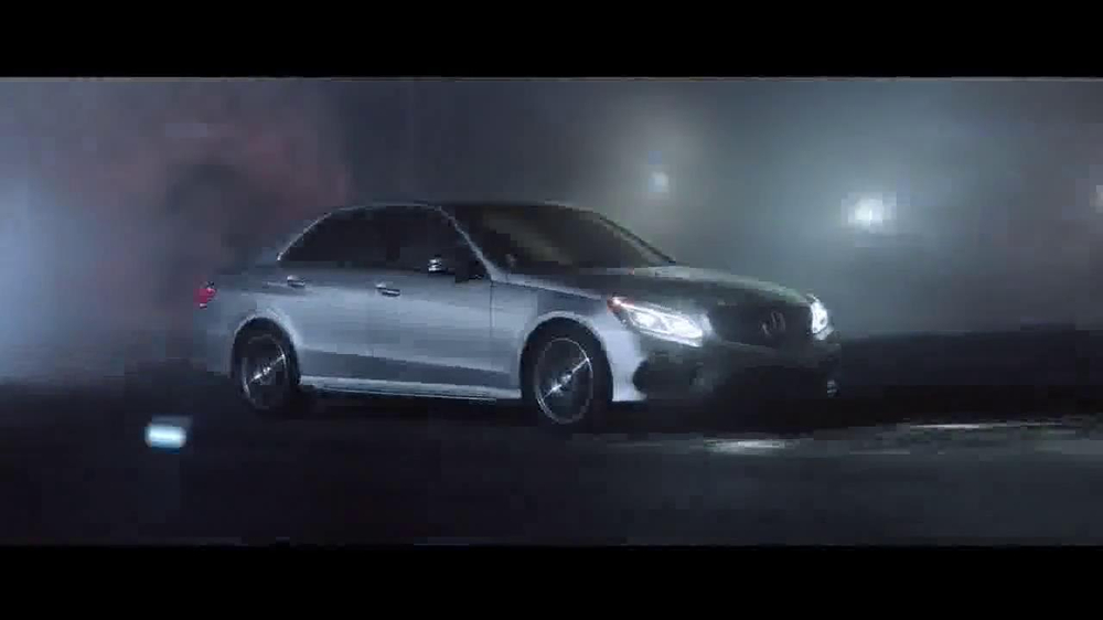 Mercedes Benz E Class Commercial Song