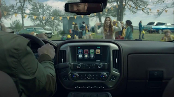 2014 Chevrolet Silverado High Country TV Spot, 'Wheat Grass' - Thumbnail 3