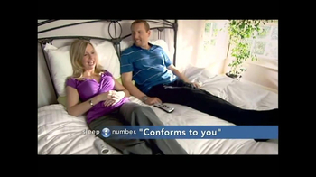 Sleep Number TV Spot, 'Conforms to You'
