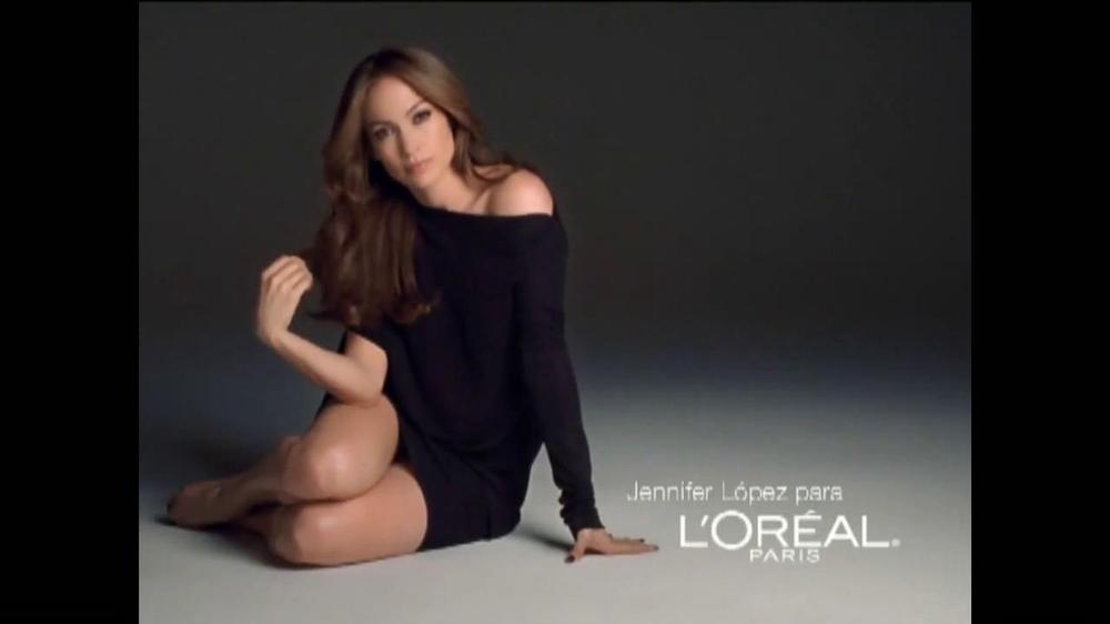 L'Oreal Paris True Match TV Commercial Con Jennifer Lopez