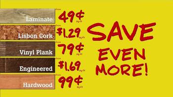 Spring Flooring Sale 2014 thumbnail