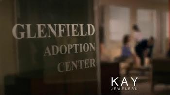 Kay Jewelers Open Heart Waves TV Spot, 'Adoption Center' - Thumbnail 1