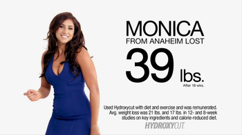Hydroxy Cut TV Spot, 'Monica'