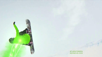 Repreve TV Spot, 'Turn It Green' Featuring Elena Hight - Thumbnail 7