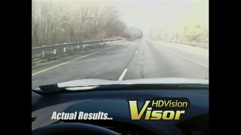 HD Vision Visor TV Spot, 'Beat the Sun' - Thumbnail 2