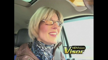 HD Vision Visor TV Spot, 'Beat the Sun' - Thumbnail 4