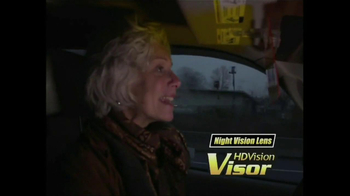 HD Vision Visor TV Spot, 'Beat the Sun' - Thumbnail 7