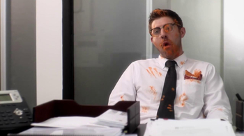 Doritos Crash the Super Bowl Finalist TV Spot, 'Office Thief'