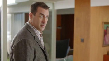 Ford: Rob Riggle