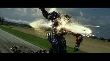 Paramount Pictures: Transformers: Age of Extinction Super Bowl 2014 TV Trailer
