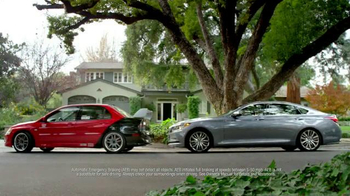 Hyundai: Dad's Sixth Sense