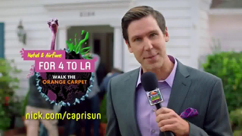 Capri Sun TV Spot, 'Kids' Choice Awards: Famous' - Thumbnail 10