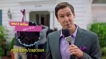Capri Sun TV Spot, 'Kids' Choice Awards: Famous' - Thumbnail 9