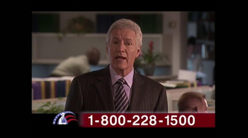 Colonial Penn TV Spot, 'Cubicles' Featuring Alex Trebek - Thumbnail 5