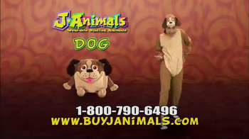 JANIMALS  AS SEEN ON TV REVIEWS
