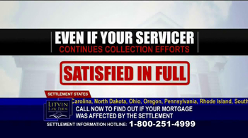Litvin Law Firm TV Spot, 'Disqualified Mortgages' - Thumbnail 4